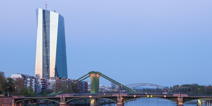 Der neue Großinvestor aus Frankfurt: Die europäische Zentralbank