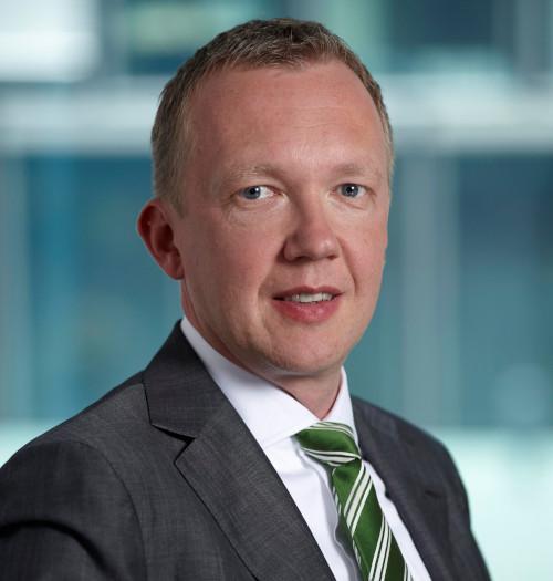 Andreas Windmeier, Head of Treasury Services Deutschland und Österreich bei JP Morgan.
