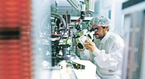 Infineon sammelt zum ersten Mal Geld in einer US-Privatplatzierung ein.