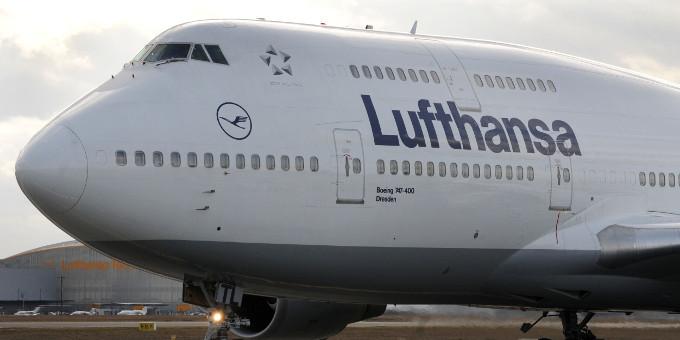 Lufthansa platziert den größten Schuldschein der Unternehmensgeschichte.