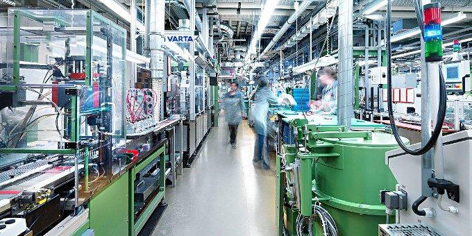 Der Batteriehersteller Varta nennt Details zu seinen Börsenplänen.