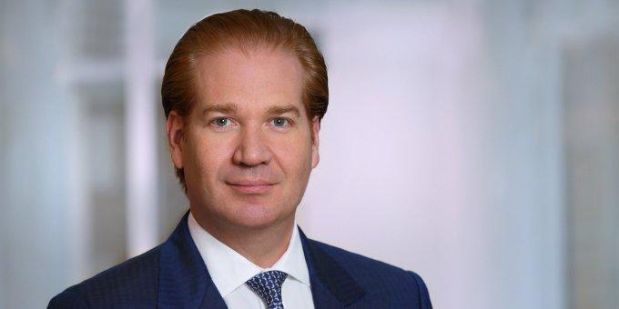 Stefan Meine leitet seit Anfang dieses Jahres das deutsche Firmenkundengeschäft bei der ABN Amro.