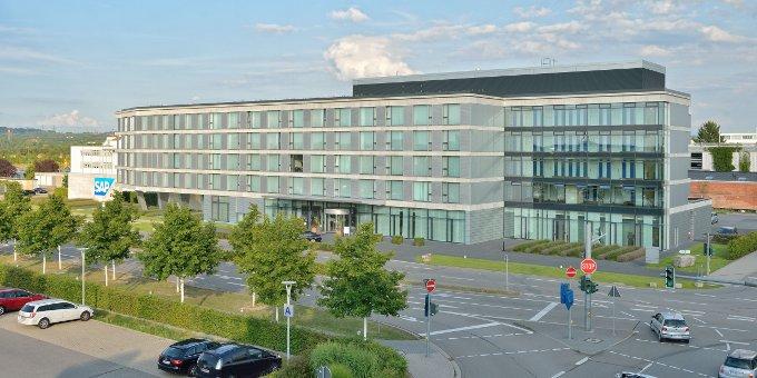 Der Softwarekonzern SAP hat den Bondmarkt angezapft und 1,5 Milliarden Euro eingesammelt.