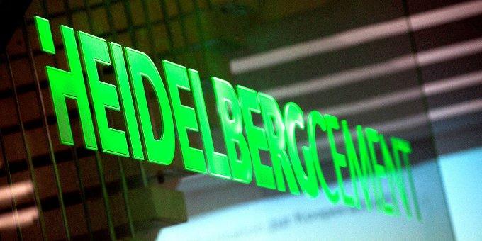 Heidelberg Cement sichert sich einen neuen milliardenschweren Kredit.