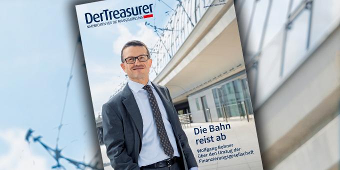 Die Bahn hat ihre Finanzierungsgesellschaft aus Amsterdam abgezogen. Chef-Treasurer Wolfgang Bohner spricht über die Hintergründe.