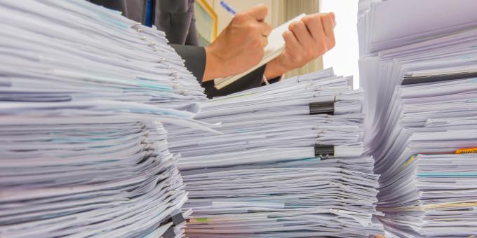 Treasurer müssen für die Emission eines Schuldscheins keine Papierstapel durcharbeiten. Denn die Dokumentation ist schon jetzt sehr schlank.