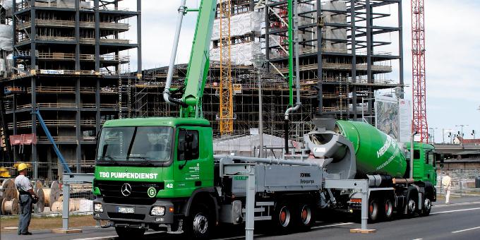 Unternehmensfinanzierungen: Heidelberg Cement hat einen Euro-Bond über 1 Milliarde Euro begeben.