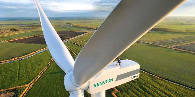 Finanzierungen: Der Windturbinenbauer Senvion bereitet seinen Schritt an die Börse vor.
