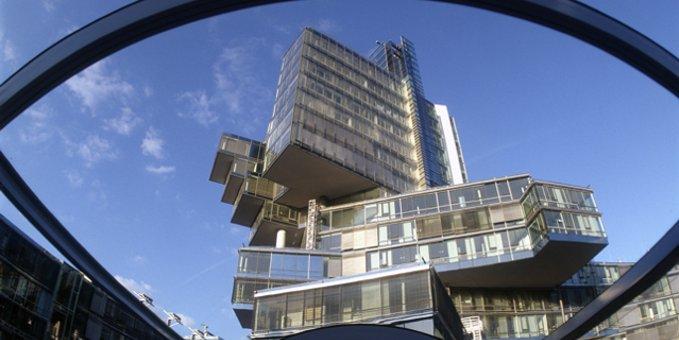 Die NordLB in Hannover: Die Bank beruft Günter Tallner zum Firmenkundenvorstand.
