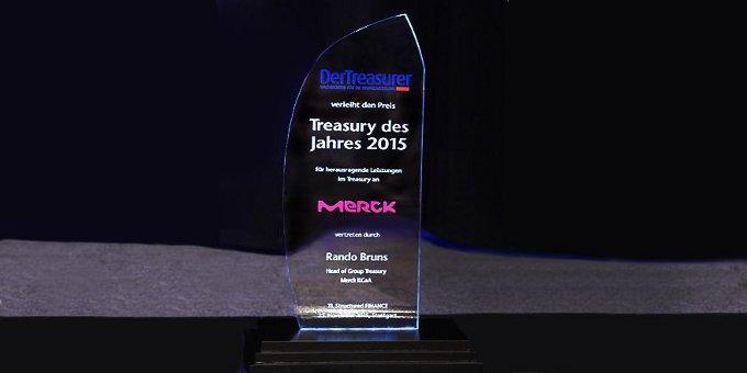 """Wer ist in diesem Jahr für die Auszeichnung """"Treasury des Jahres 2016"""" im Rennen?"""