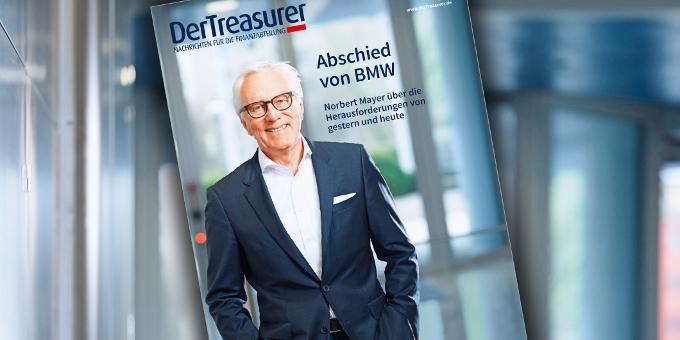 BMW-Treasurer Norbert Mayer geht bald in den Ruhestand. DerTreasurer hat mit ihm zum Ende seiner Karriere noch über die Herausforderungen gestern und heute gesprochen.