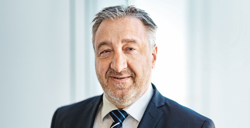 Andreas Petrie verabschiedet sich im Dezember von der Helaba in den Ruhestand.