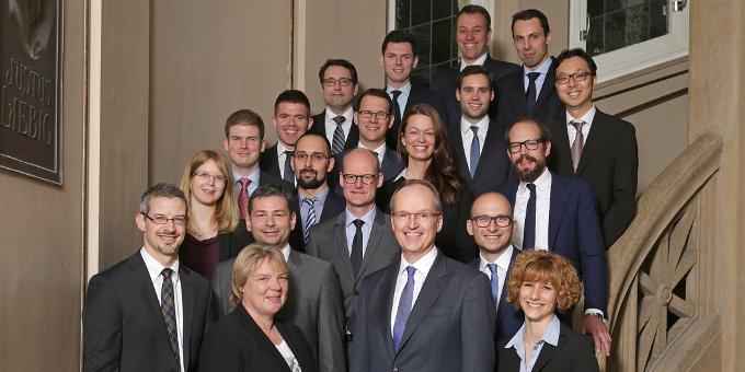 Das Treasury-Team von Merck wurde von ACT für seine Leistungen gewürdigt.