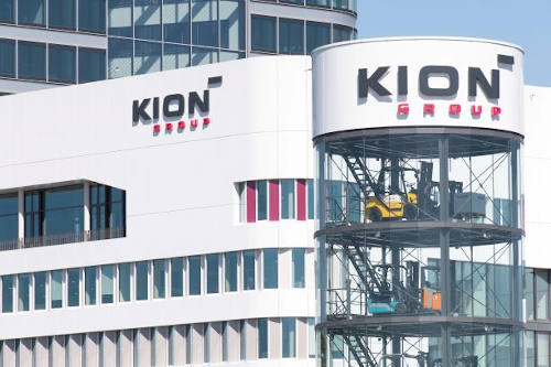 Der Gabelstaplerhersteller Kion will seinen KfW-Kredit zurückzahlen.