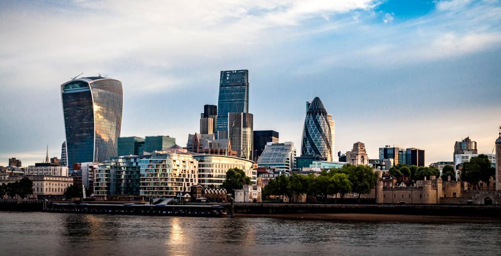 Für die Banken in der Londoner City wird es im Zuge des Brexit unbequem.