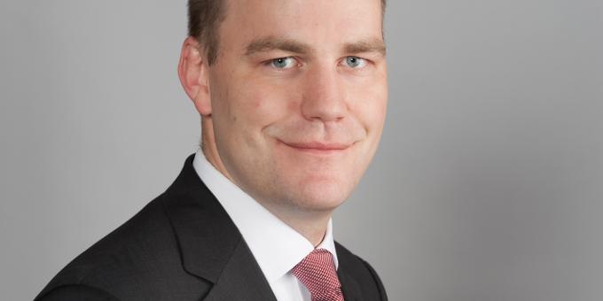 Smartrac-CFO Christian Uhl.