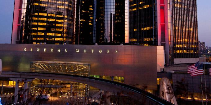 GM lagert seine Pensionsverpflichtungen an Prudential aus.