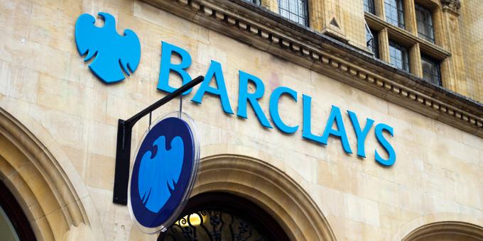 Barclay's musste wegen der Libor-Affäre 290 Millionen Pfund Strafe bezahlen.