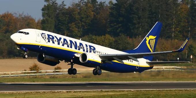 Opfer von Cyber-Angriff: Ryanair verliert Millionenbetrag.