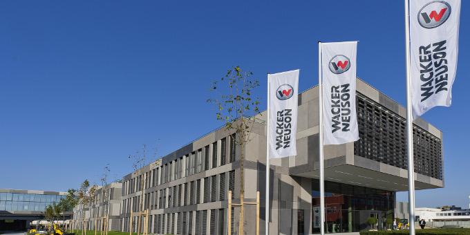 """Wacker Neuson schließt ein """"virtuelles"""" Joint Venture für die Absatzfinanzierung."""