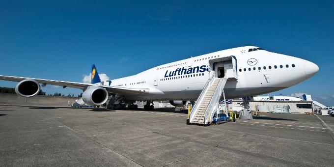 Die Deutsche Lufthansa erhofft durch die Supply-Chain-Finance-Plattform ihre Lieferanten stärken.