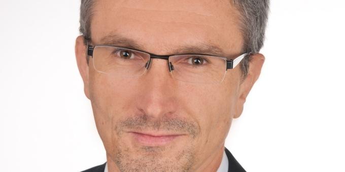 Günther Spitzer, Bereichsleiter Finanzen bei dem Chemiehersteller Nabaltec.