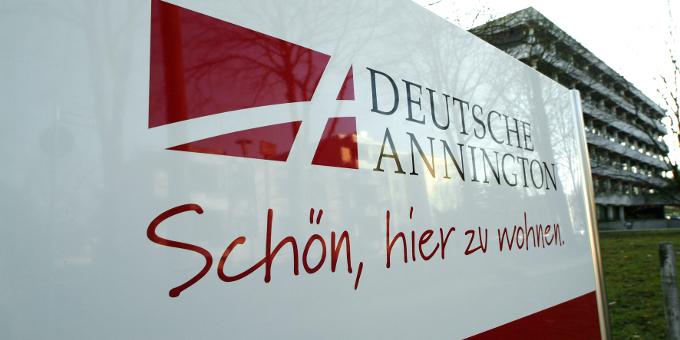 Unternehmensfinanzierung: Deutsche Annington, Deutsche Post DHL, Schaeffler