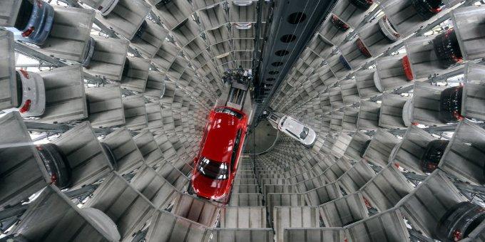 Unternehmensfinanzierung: VW, Rena Lange Holding, Deutsche Wohnen