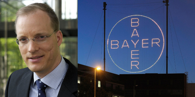 Sven Vorstius ist seit 2012 Head of Capital Markets bei Bayer. Zuvor war er fünf Jahre Head of Interest Rate Risk Management im Konzern-Treasury. Vorstius ist seit 2003 für den Dax-Konzern tätig und arbeitete zunächst als Assistent des Head of Finance und von 2005 bis 2007 im Bereich M&A.