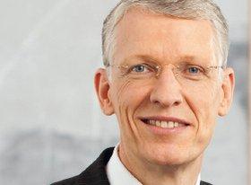 Lanxess-CFO Bernhard Düttmann