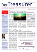 Der Treasurer 01/2012