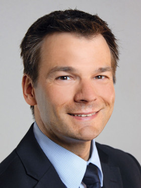 Georg Leykauf, Vice President Group Finance and M&A von Grammer