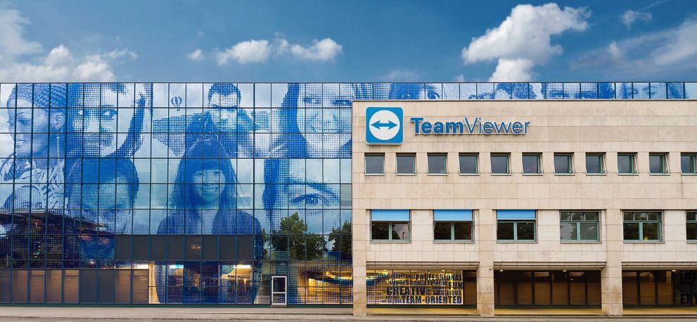 Teamviewer hat Kredite und Darlehen in Euro, US-Dollar und britischen Pfund refinanziert.