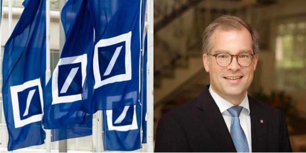 Andreas Voss leitet weiterhin unter anderem die Transaktionsbank der Deutschen Bank in Westafrika.