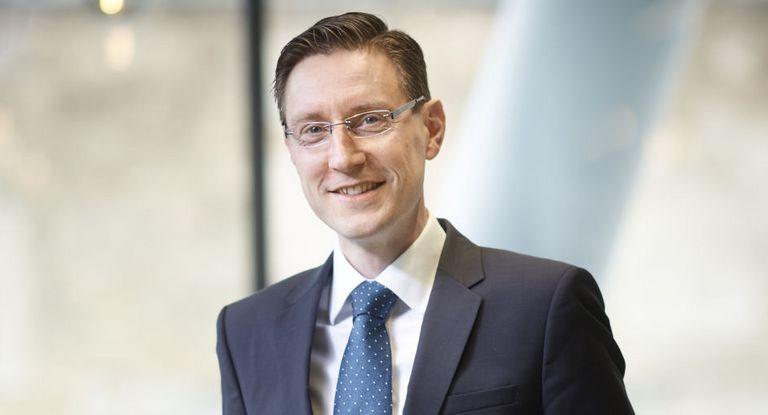 Finanzchef Marco Nix hat sich für 50Hertz an den Green-Bond-Markt gewagt.