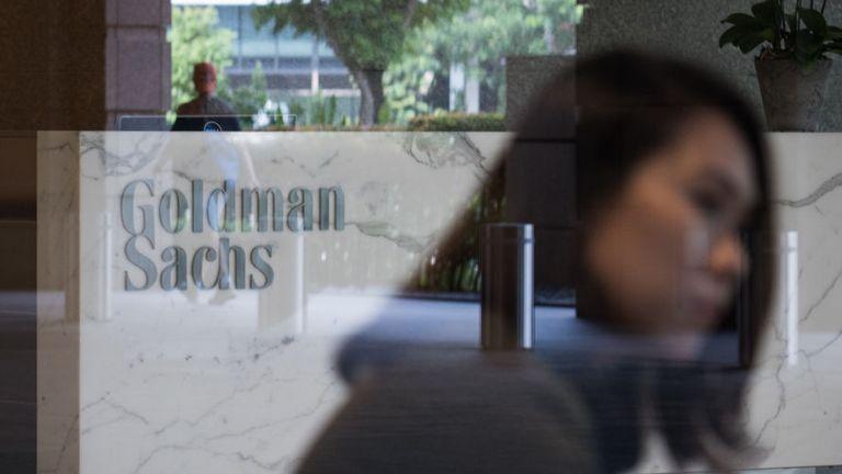 Die US-Investmentbank Goldman Sachs will im Cash Management Fuß fassen.