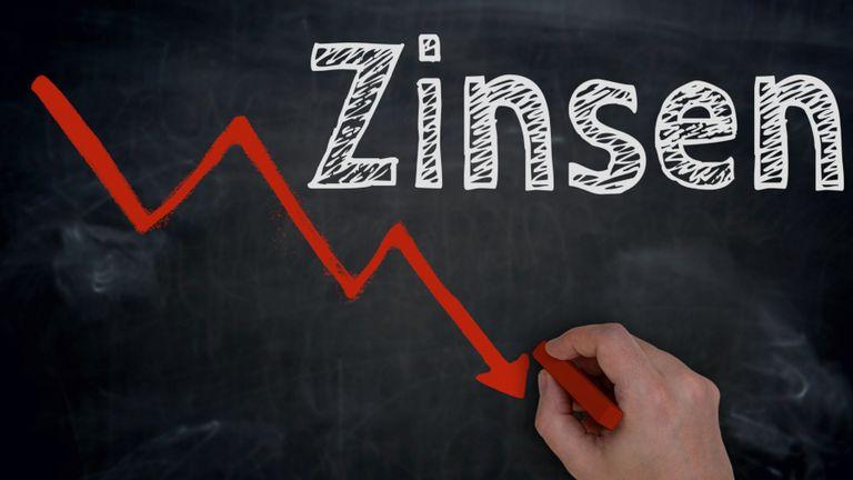 Negative Zinsfloors erreichen jetzt auch Schuldscheine.