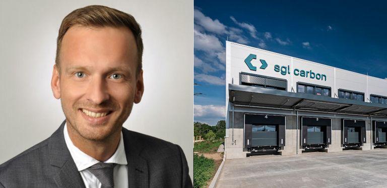 Uli Wittenborn ist der neue Treasury-Chef von SGL Carbon.
