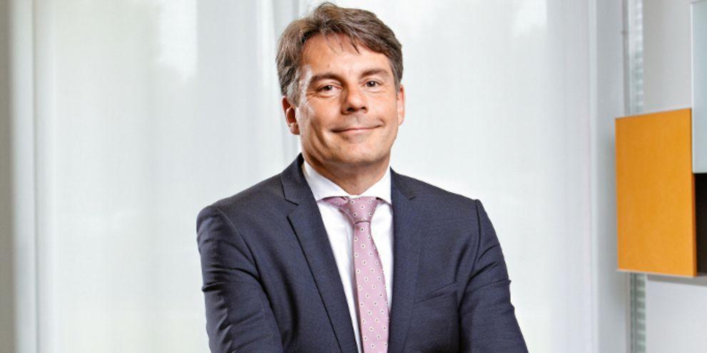 Ulrich Rüger, Corporate-Finance-Chef bei ZF Friedrichshafen, im Interview mit DerTreasurer.
