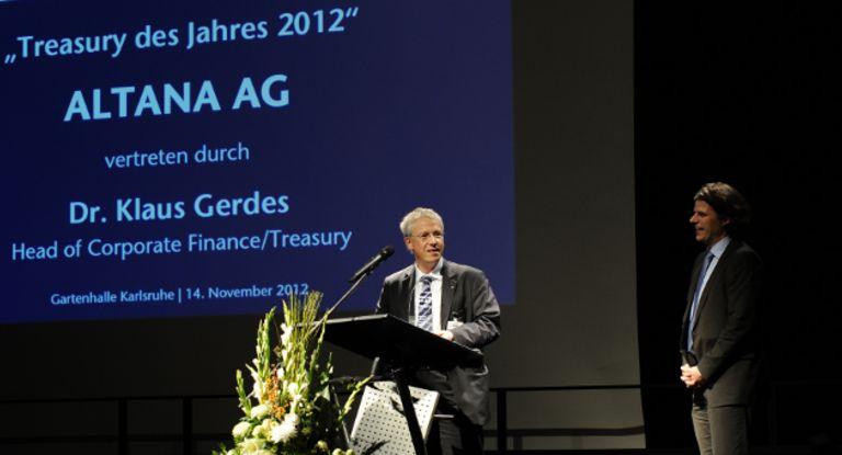 Der Treasurer zeichnet exzellente Treasury-Projekte aus
