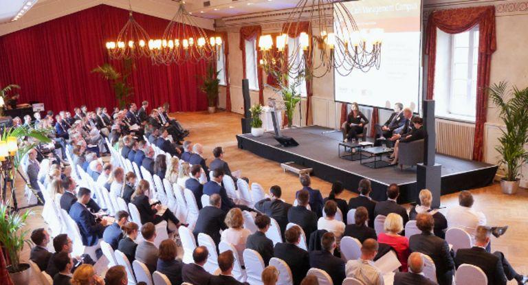 Cash Management Campus in Köln: Treasurer und Cash Manager diskutieren über Instant Payments, PSD2 und neue Technologien.