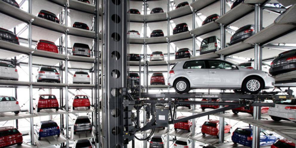 """HSBC: """"2013 erneutes Rekordjahr für Anleihen möglich"""". Volkswagen hat in den vergangenen Wochen bei kanadischen und britischen Anlegern verschiedene Emissionen platziert."""