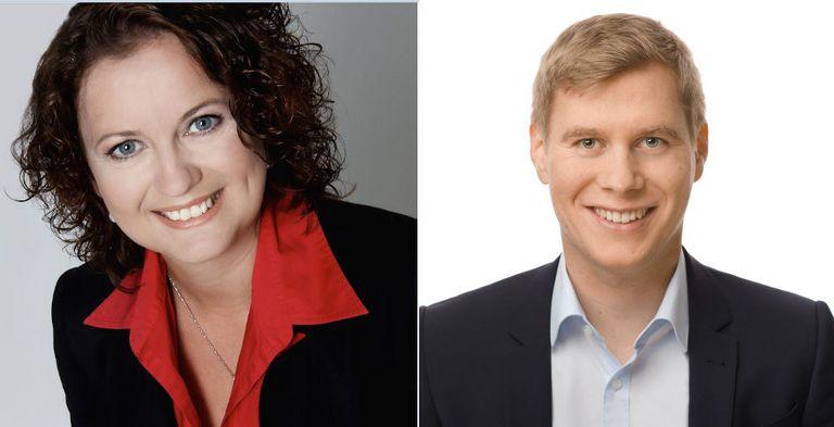 Tanja Groeger und Jan Wiemann haben für den Energieversorger EWE den ersten Green bond platziert.