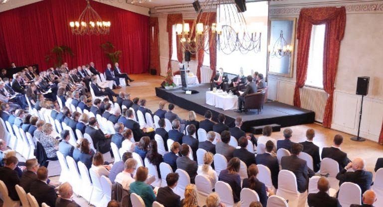 Am 21. Juni diskutierten Treasury-Spezialisten über Negativzinsen und vieles mehr beim 4. Cash Management Campus in Köln.