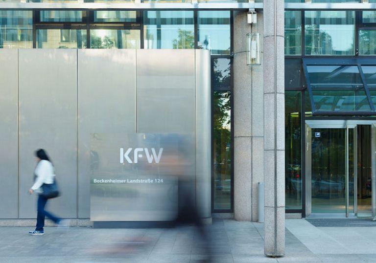 Milliardentransaktion am Dollar-Markt: Die KfW hat einen neuen Green Bond platziert.