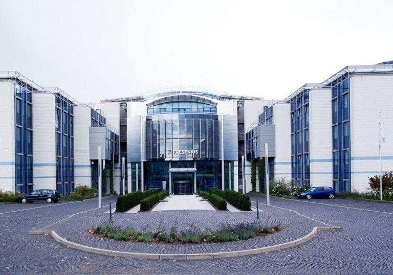 Fresenius-Konzernzentrale in Bad Homburg: Hier arbeitet der neue Treasury-Chef Steffen Patzak.