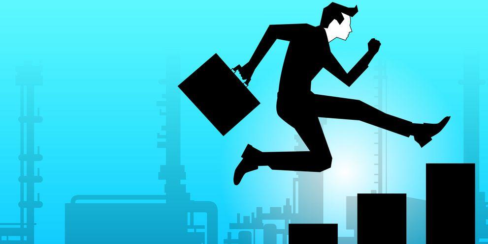 Treasurer können unter bestimmten Bedingungen die Karrieretreppe bis zum CFO-Posten emporsteigen.