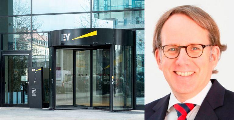 Carsten Jäkel ist seit Anfang April bei EY an Bord.