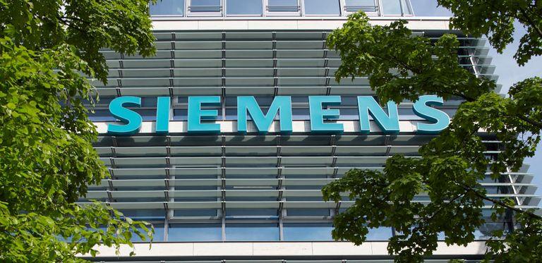 Siemens platziert eine Mega-US-Dollar-Anleihe.
