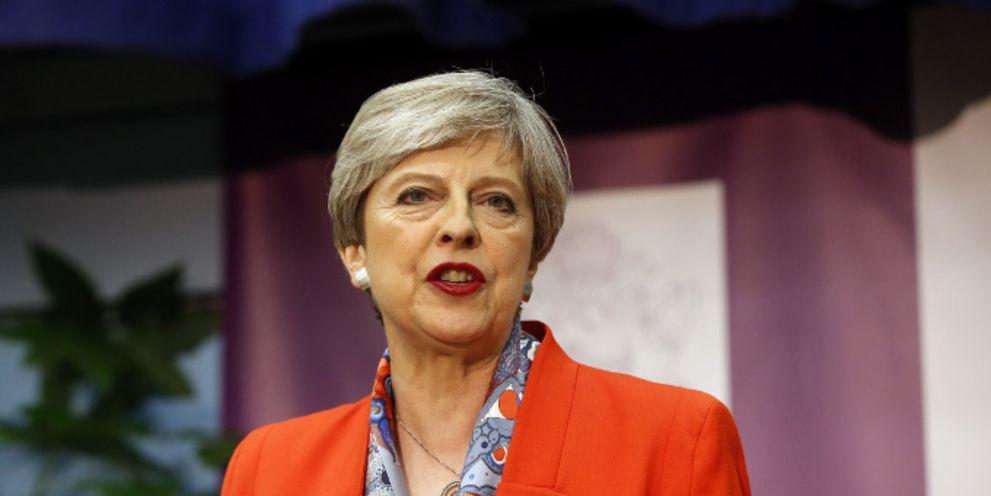 Die britische Premierministerin Theresa May wollte sich mit den Neuwahlen Rückendeckung für die anstehenden Brexit-Verhandlungen holen. Dieser Plan ist kläglich gescheitert.